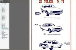 GMH IDENTIFICATION GUIDE 1948-1987 HOLDEN MONARO GTS TORANA