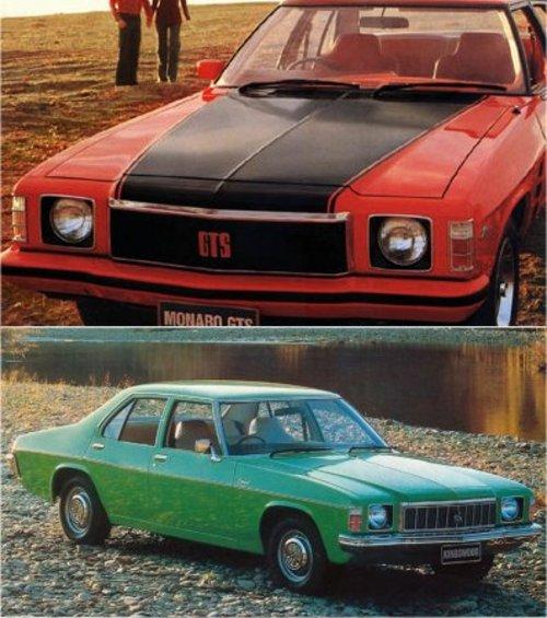 Product picture HOLDEN 1976 HX PARTS BOOK CATALOG MONARO GTS STATESMAN