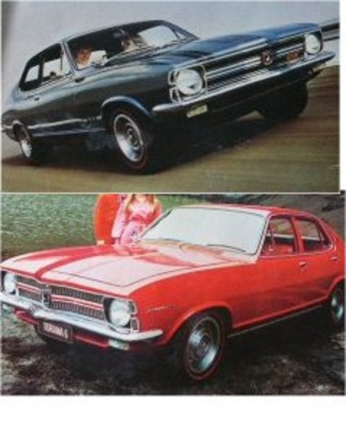 Product picture HOLDEN TORANA 1969 1970 1971 LC PARTS BOOK GTR XU-1