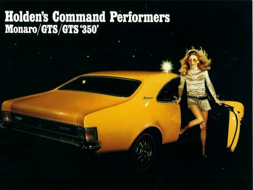 Product picture HOLDEN HG PARTS BOOK CATALOGUE MONARO GTS 350 BROUGHAM PREMI